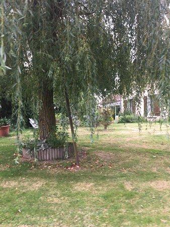 Indre, Francia: giardino