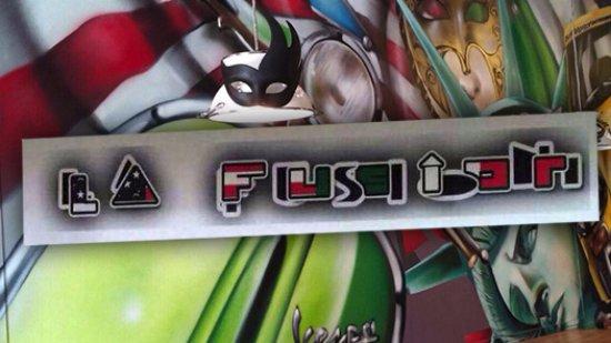 Adra, España: La Fusion