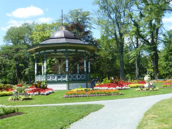 I Heart Bikes: A quick stop in the Public Gardens