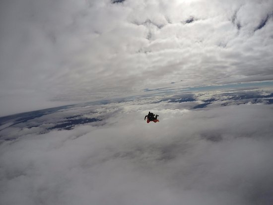Skydive Wanaka: Above the Clouds!