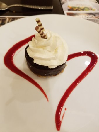 Chef Jean-Pierre Cooking School: Evey meal ends with an outstanding desert