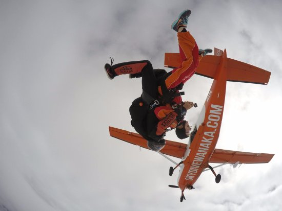 Skydive Wanaka: Free Fallin!