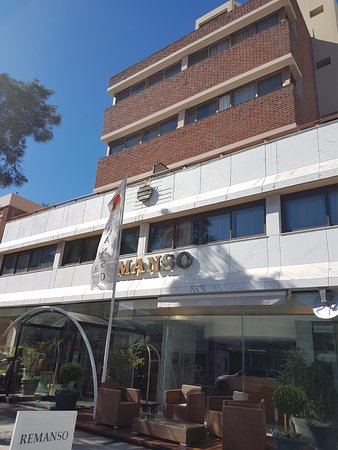 Hotel Remanso: Main Entrance