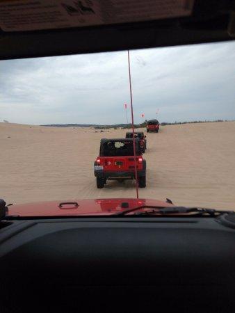 Mears, MI: Silver Lake Sand Dunes