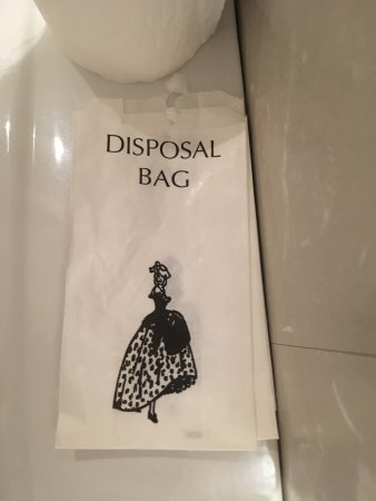 The Dock Inn: Disposal bag