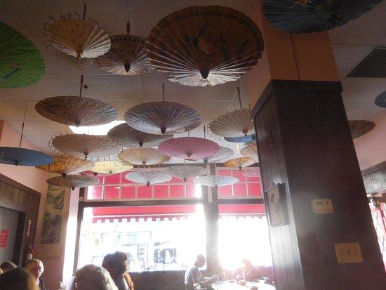 Mr. Ning's Chinese Garden: interior