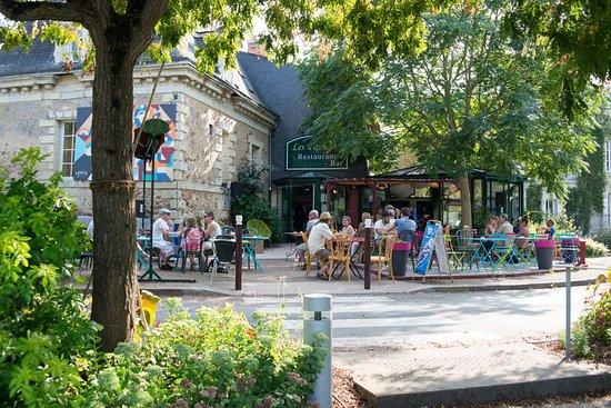 Villeveque, ฝรั่งเศส: Vue
