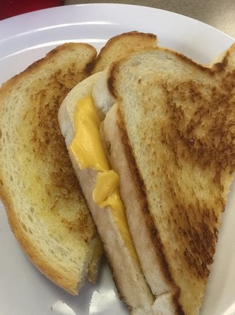 Slyman's Deli: Grilled Cheese