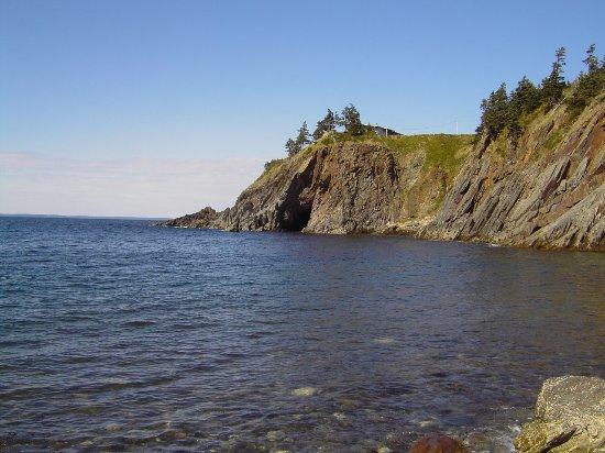 Meteghan, Canadá: Smuggler's Cove, Nova Scotia