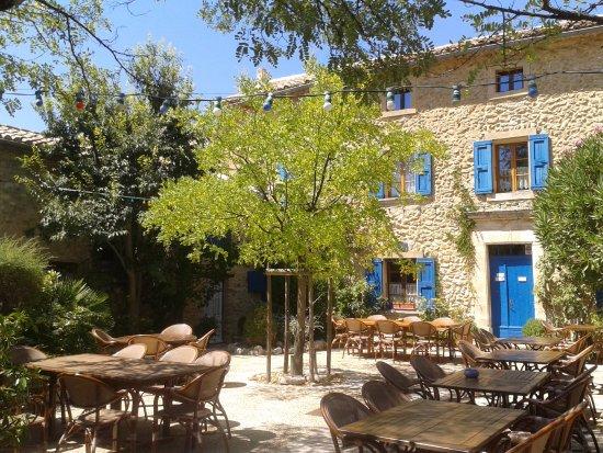Hotel Restaurant La Bastide Seguret