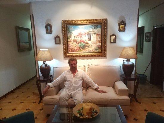 Hostal Armesto: В Холле отеля