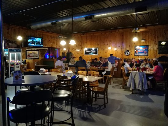 Boondocks Bar & Grill : Restauranten