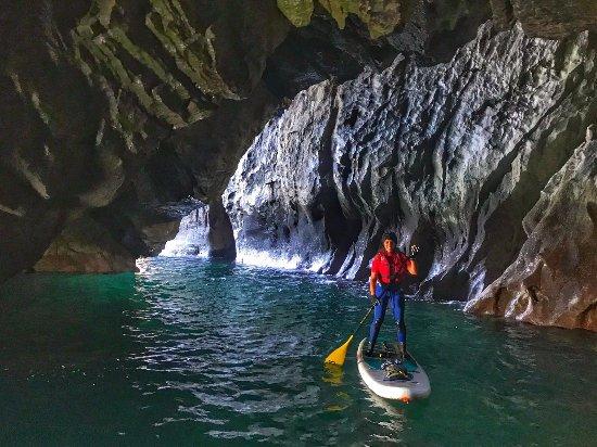 Escuela Asturiana de Surf  Amazing SpeleoPaddle Surf around Llanes 97656b517c0