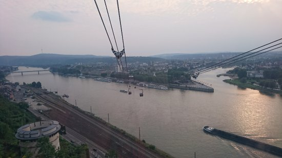 bild von seilbahn koblenz koblenz tripadvisor. Black Bedroom Furniture Sets. Home Design Ideas