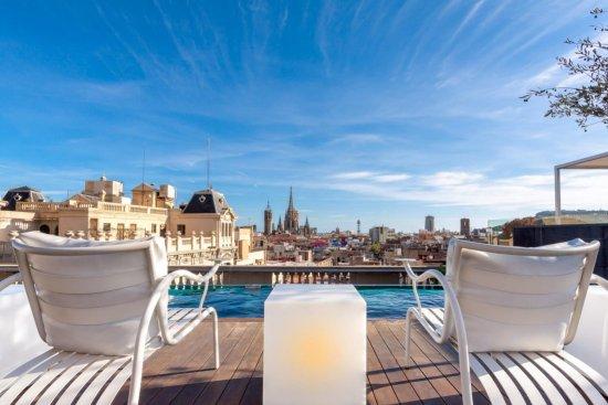 Espléndida Terraza Opiniones Sobre Terraza Ohla Barcelona