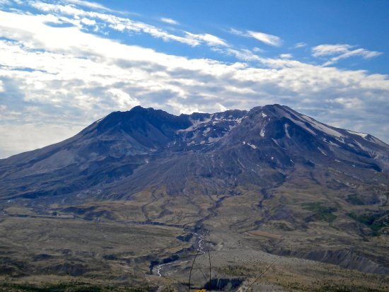 Amboy, WA: Mt St Helens