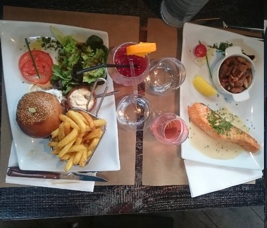 Photo de la barge troyes tripadvisor - Restaurant la table de francois troyes ...