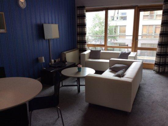 Ellis Quay Desde Dubl N Irlanda Opiniones Y Comentarios Apartment Hotel
