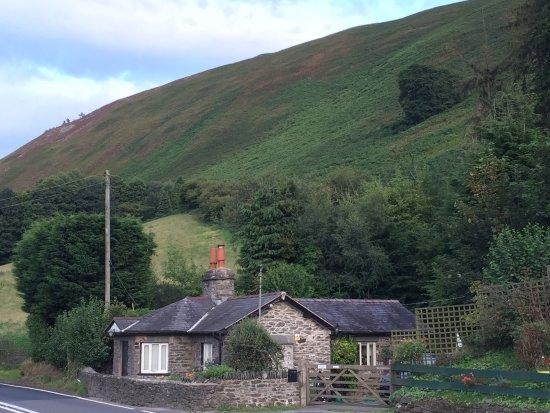 Glyndyfrdwy, UK : Beautiful views.