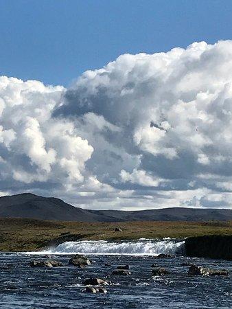 Fantastic Arctic Char fishing