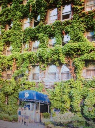 Sylvia Hotel Image