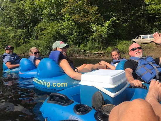 Adirondack Tubing Adventures: Family tubing is the best!