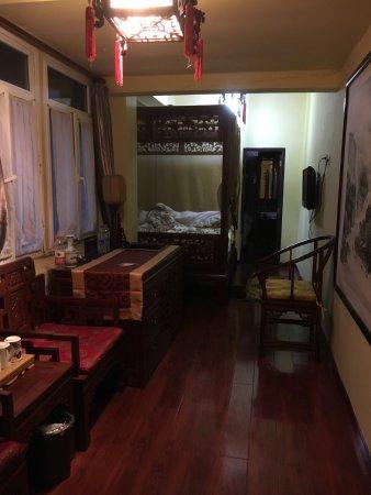 Beijing Sihe Courtyard Hotel: 四合院ホテルに泊まりました。