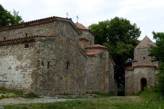 Shuamta Monasteries: Dzweli Shuamta 2