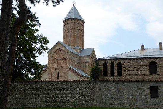 Shuamta Monasteries: Akhali Shuamta