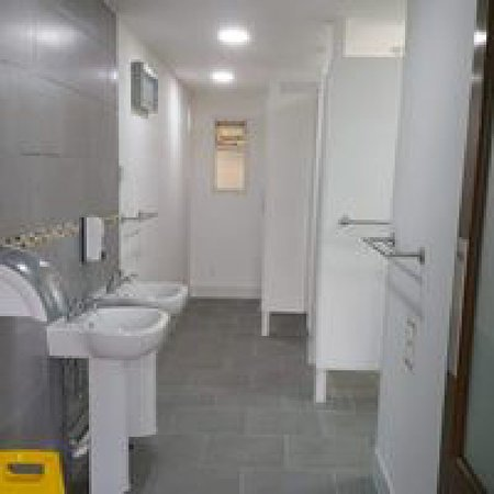 Cawood, UK: Fantastic shower block in pristine condition and very well equipped