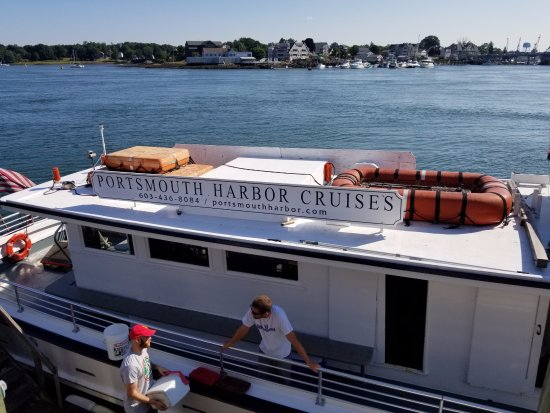 Portsmouth Harbor Cruises Picture