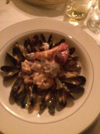 Sparks, แมรี่แลนด์: Dinner