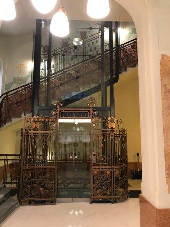 K+K Hotel Central: K & K Central Hotel Lift