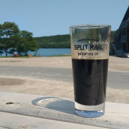 Split Rail Brewing Company: LoonSong Oats Stout