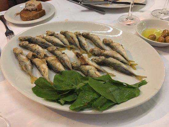 Sur Balik Sarayburnu: Sardines