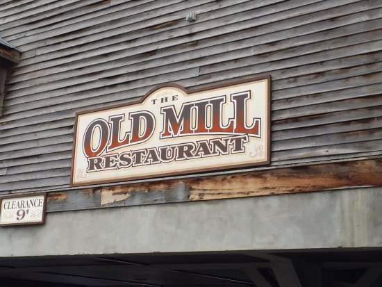 The Old Mill Restaurant: photo0.jpg