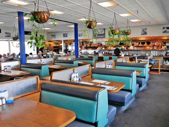 Gilda S Restaurant Santa Cruz Wharf