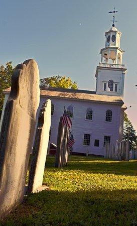 Bennington, VT: Church view