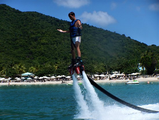 Friendly Flyboard