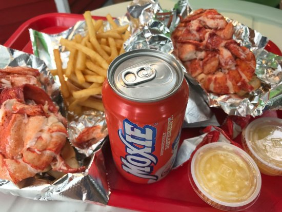 Photo of American Restaurant Red's Eats at 41 Water St, Wiscasset, ME 04578, United States