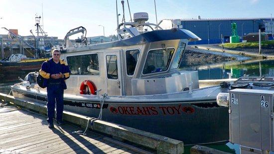 Kodiak, Аляска: Runnamuck vessel