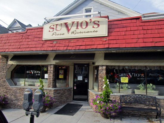Morristown, Nueva Jersey: Suvio's Pizzeria Ristorante