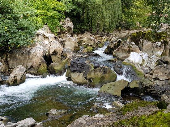Pasarela del Rio Pas