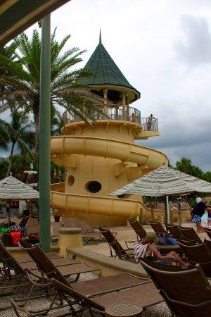 Disney S Vero Beach Resort Water Slide