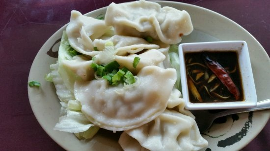 Duarte, CA: Steam Dumplings