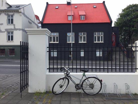 Culture House: Safnahúsið