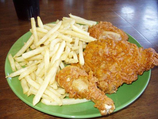 Halfway, OR: Chicken Basket