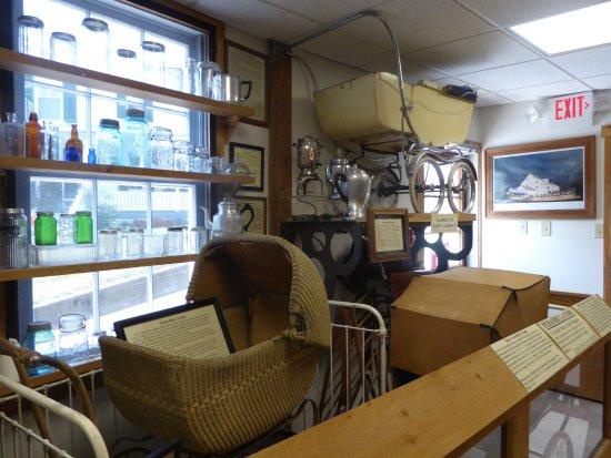 Edinburg, VA: Exhibit - Baby Buggies