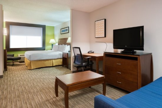Holiday Inn Express Miami Airport Doral Area: Guest Room