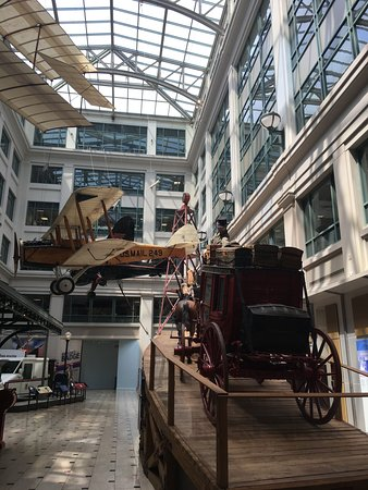 National postal museum washington dc top tips before for Moving to washington dc advice